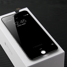 AAA +++ Para iPhone 6 6Plus 6sPlus LCD Com Força 3D 6s Tela de Toque Digitador Assembléia Para iPhone 7 8 Além de Exibição de Pixel Não Morto