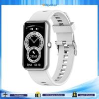 Willgallop X38 Larga modo de reposo reloj inteligente empuje información de las mujeres de los hombres Deportes de presión arterial, oxígeno en sangre Monitor
