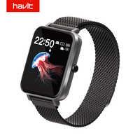 HAVIT Fitness Tracker Bluetooth Sport Intelligent-Multiple Watch Smart Heart Rate Blood Pressure Monitor Waterproof DIY Screen
