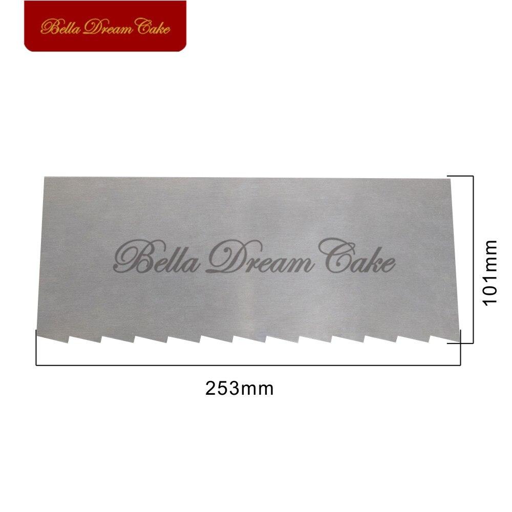 Купить 1 шт скребок для торта из нержавеющей стали