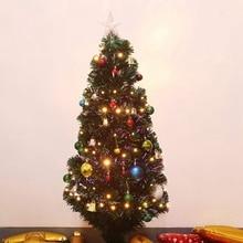 10 шт. золотые металлические декоративные колокольчики рождественские подвесные праздничные украшения Ozdoby Choinkowe Jingle Bells