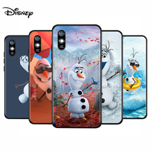 Silicone Cover Olaf Snowman Frozen For Xiaomi Redmi 9 9T 9C 8 7 6 Pro 9AT 9A 8A 7A 6A S2 5 5A 4X GO Phone Case