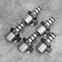 Válvula De Solenóide De Transmissão pçs/set 5 Fit For HYUNDAI Elantra 2001-07 4 SP FWD 1.8L 2.0L F4A51 Válvula de Controle Da Válvula Do Carro