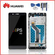 Original For HUAWEI P9 Lite LCD Display Touch Screen Digitizer For Huawei P9 Lite Display with Frame Replacement VNS-L31 VNS-L21 100% original new ltm170e8 l31 original new full view screen ltm170eu l21 l11
