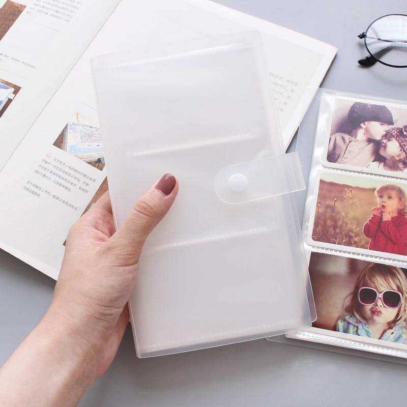 a6 claro binder kpop photocard strorage saco 04
