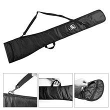 Черная Портативная Складная Водонепроницаемая мягкая Каяка, лодки, сумка для переноски, сумка для хранения