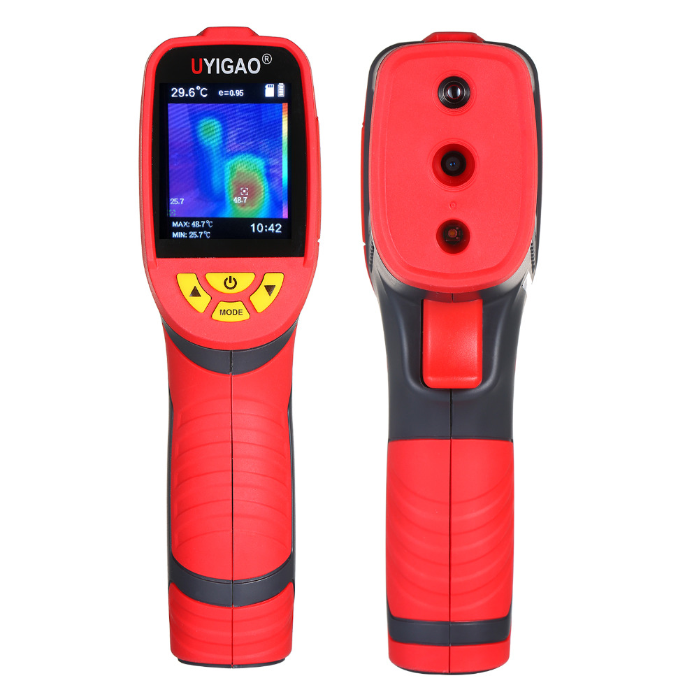 Digital Mini Infrared Thermal Camera Made With ABS Material For Measuring Tools 15