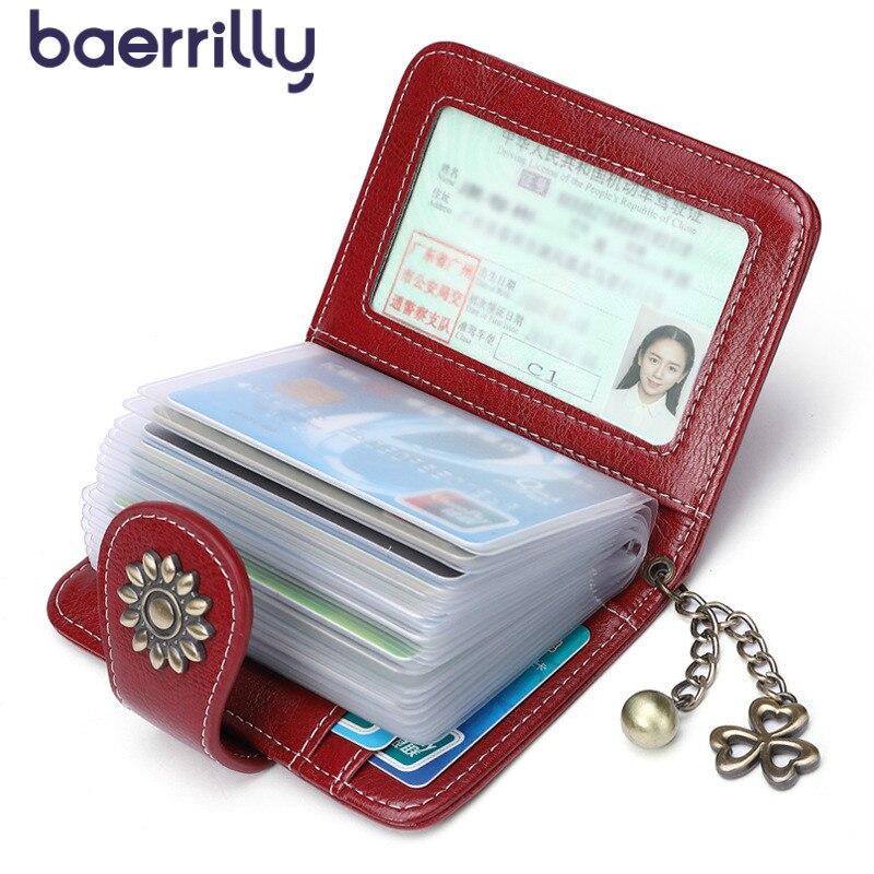 2019 New Genuine Leather Women Clutch Bag Rfid Card Holders Coin Purse Girls Passport Cover Ladies Wallet Porte Monnaie Femme