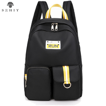 Women Backpack Oxford Cloth bag School Student Waterproof Large Capacity Backpack Fashion Brand Designer Multi Pocket Cheap