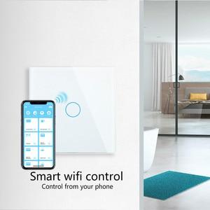 Image 4 - Livolo האיחוד האירופי תקן Zigbee חכם wifi קיר מגע אור מתג, APP שליטה אלחוטית, עבודה google בית, alexa, הד, טיימר פונקציה