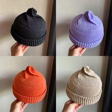 Женские облегающие шапки осенние и зимние для женщин хлопковые