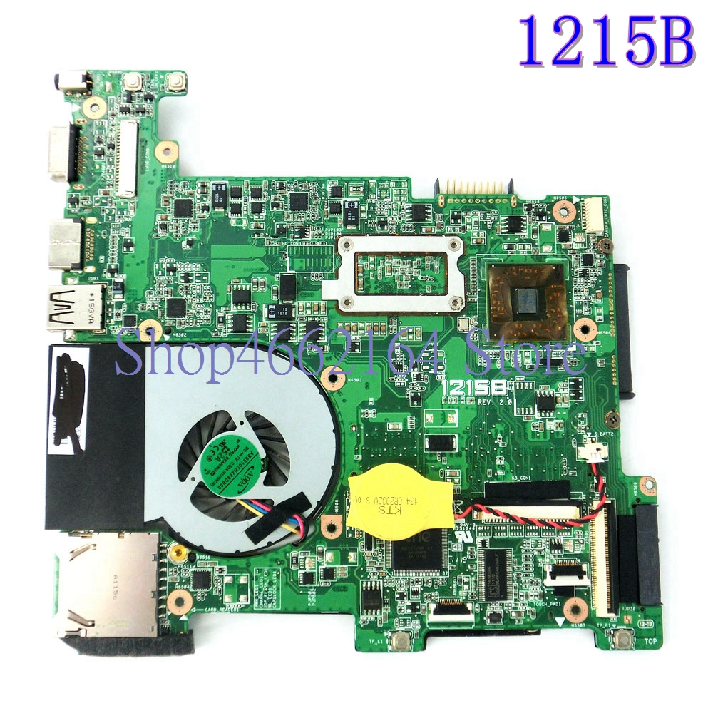 1215B Laptop Motherboard REV2.0 /REV2.2 For ASUS EEE PC 1215B Mainboard 100% Tested Working Fully Tested Free Shipping
