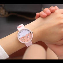 Cartoon Watch Cute Fish Student Childrens Watches