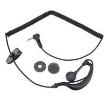 Earpiece-Earphones ICOM Motorola G-Hook Military/bouncers In-Ear Portable for GP2000