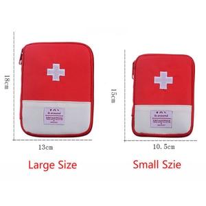 Image 5 - ポータブル屋外の救急箱バッグポーチ旅行医学パッケージ緊急キットバッグ小さな医学ディバイダーストレージオーガナイザー