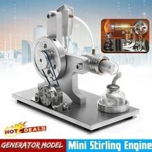 Engine-Motor-Model Educational-Equipment Physics-Engine Air-Stirling Steam-Power Mini