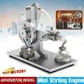 DIY Mini Air Stirling Motor Motor Modell Pädagogisches Dampf Power Bildungs Ausrüstung Schule Physik Motor Lehre Modell Neue