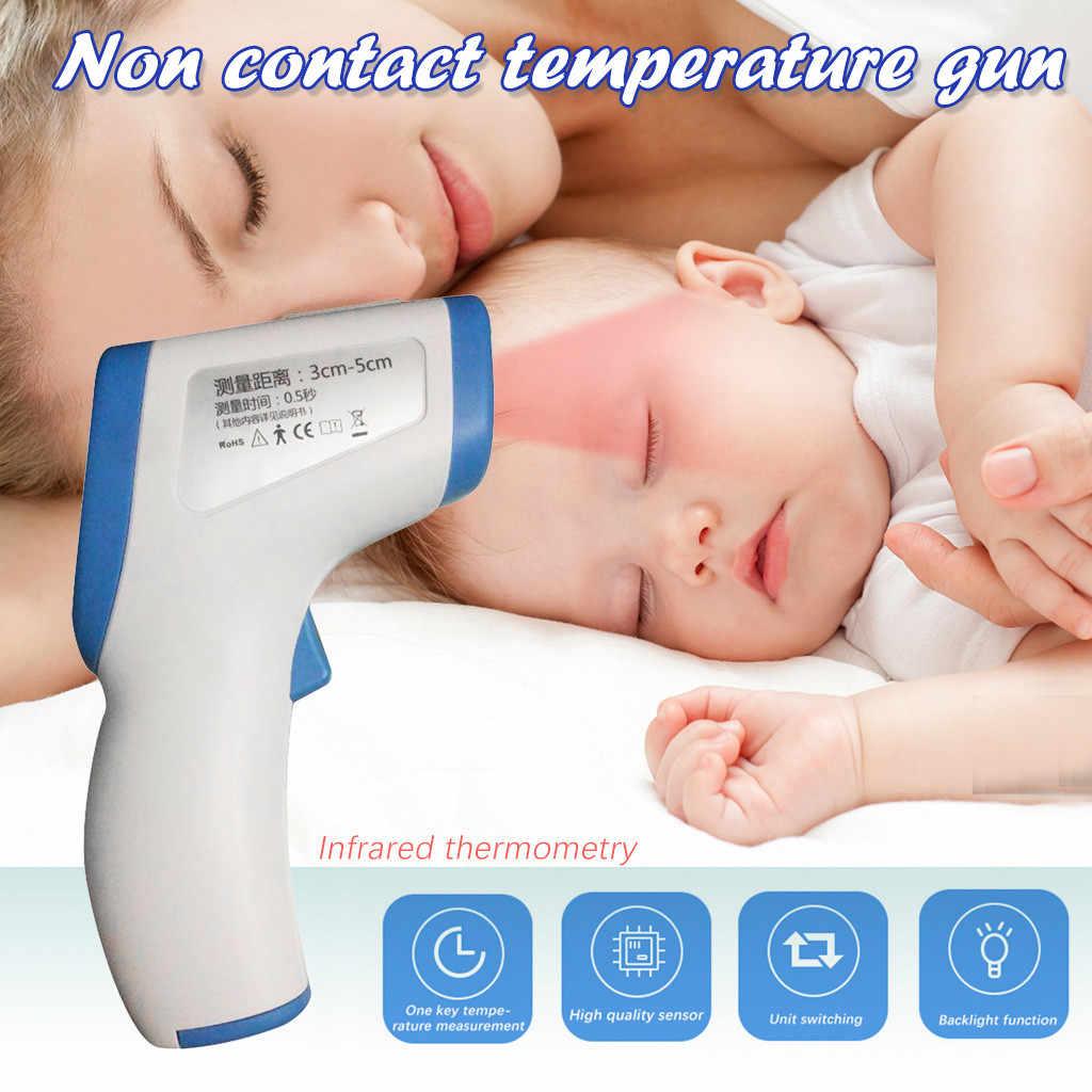 Lo Mas Vendido 2020 Termometro Digital Rumah Sakit Medis Kelas Nonkontak Digital Infrared Temporal Dahi Метеостанция