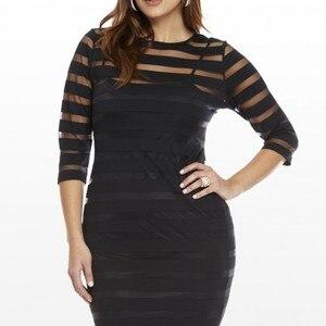 New Fashion Plus Size Women La
