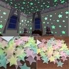 100pcs 3cm 3D Stars ...
