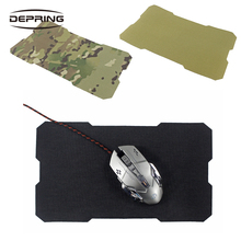 Tactical Mouse Pad Double Side Use Minimalist Style Mat Gaming Computer Mousepad Desk Hot Sell