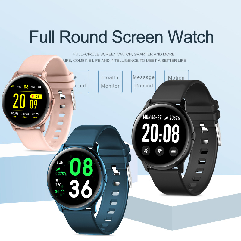 KSUN KSR908 Magic Women Heart Rate Blood Oxygen Sport Bluetooth Men Fitness Tracker Smartwatch IP68 Low Price Smart Watch Band