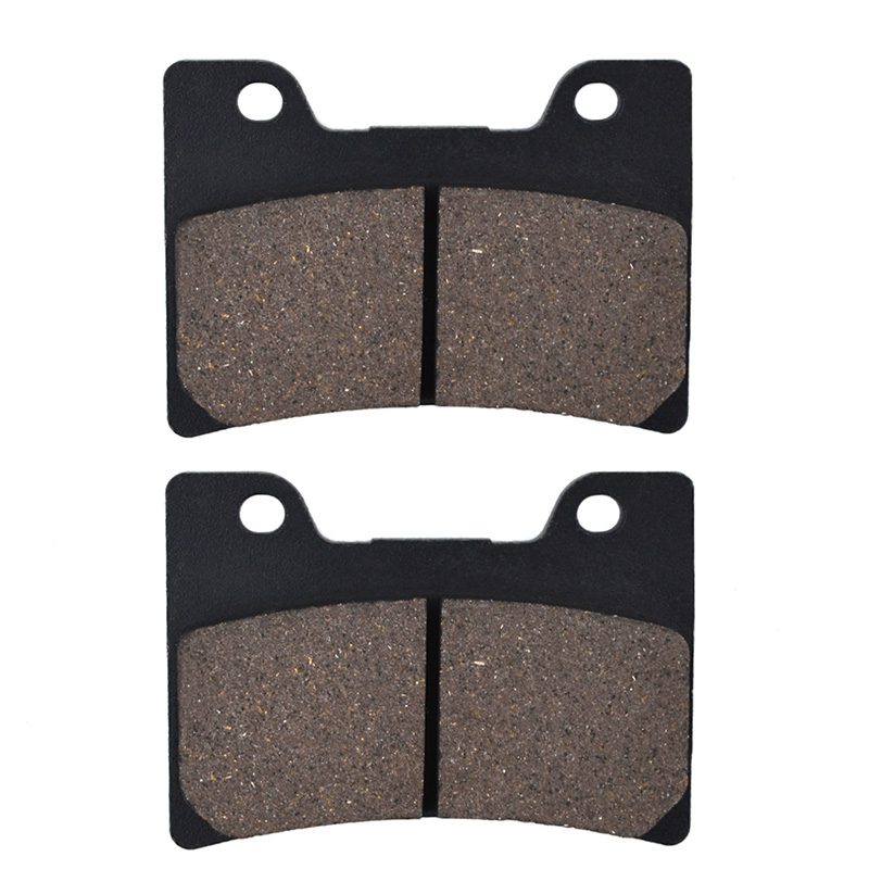 Motorcycle Front and Rear Brake Pads for YAMAHA FZR600 FZR 600 YZF 600R YFZ600R FZR750 FZR <font><b>750</b></font> Genesis FZ750 <font><b>FZ</b></font> <font><b>750</b></font> 87-99 image