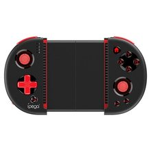 PG-9087 Bluetooth Gamepad for Android / IOS Smart Phone PG 9087 Extendable Game Controller for Tablet PC Android Tv Box(China)