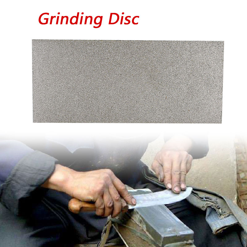 Diamond Plate Sharpening Stone Water Mill Abrasive Dry Grinding Hardware Tools Rectangular Grinding Disc Diamond Grinding