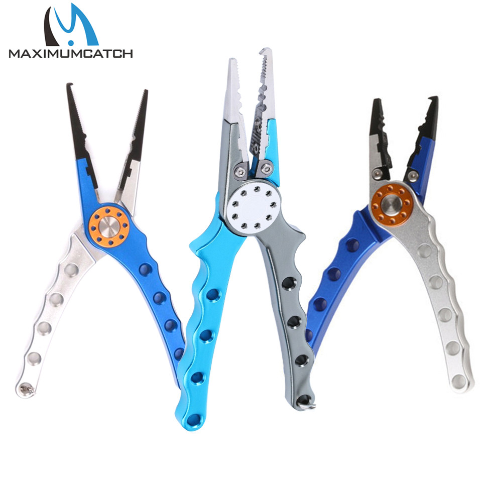 Fishing Pliers Stainless Steel Sea Fishing Accessories Fishing Line Cutter