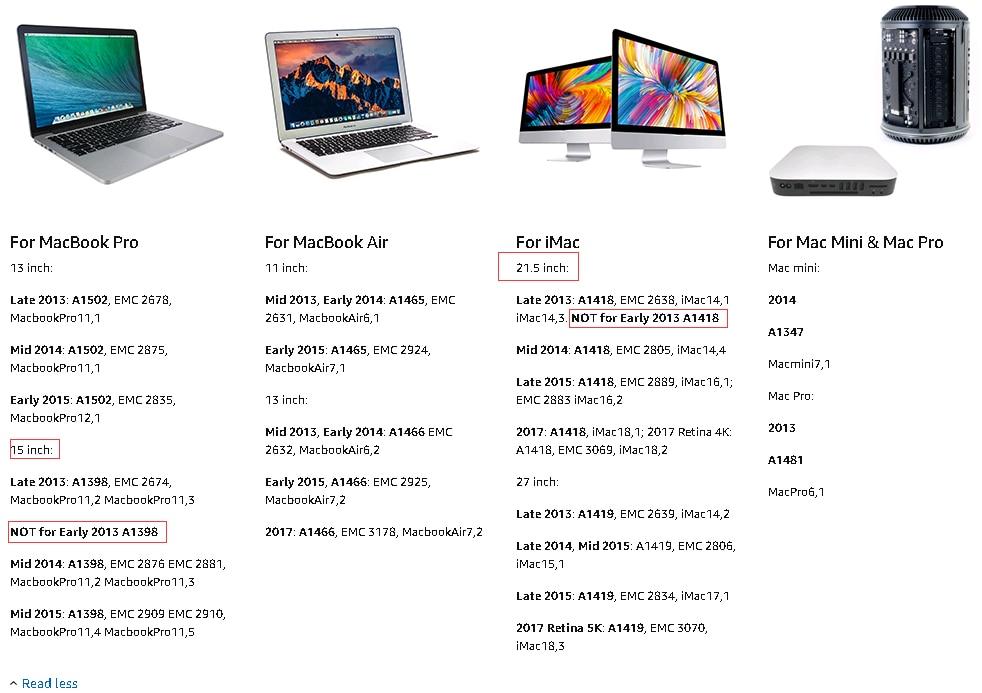 20200220 苹果SSD不适合类型