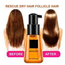 70ml Hair Booster Wash-Free Rescue Dry Hair Good Permeability Prevent Hair Loss Essential Oil for Female