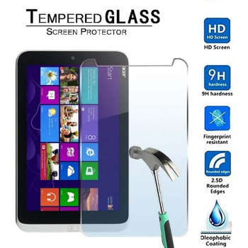 2pcs tablet tempered glass screen protector cover for acer iconia one 10 b3 a50fhd anti screen breakage tempered film For Acer Iconia W3 810-9H Premium Tablet Tempered Glass Screen Protector Film Protector Guard Cover