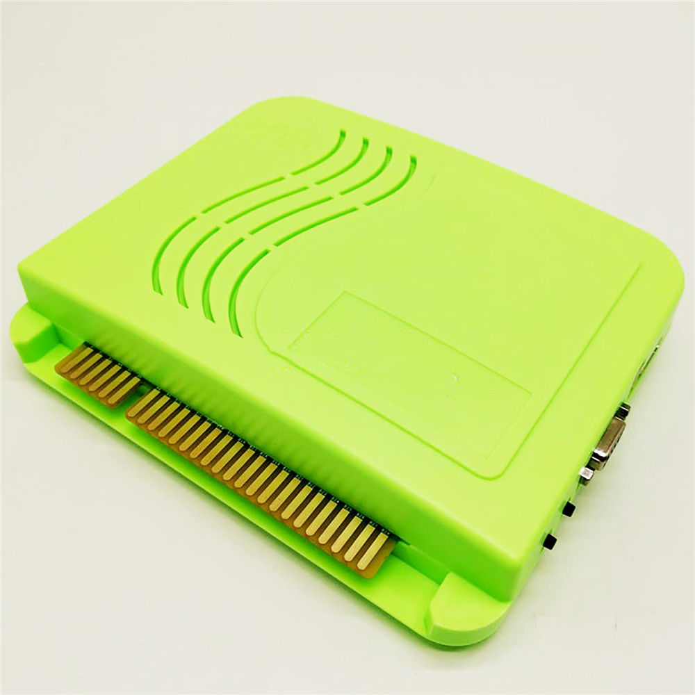 For PANDORAS <font><b>3D</b></font> <font><b>PCB</b></font> Arcade Game Board 134 <font><b>3D</b></font> HD Video Games Console Machine Support CGA/VGA/HDMI Output Arcade /Family Edition image