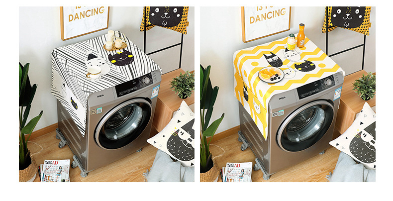 Capa p/ máquina de lavar roupa