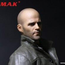 1/6 scale male man head sculpt&clothes accessory set WK89014B Jason Statham for 12 inches action figure body цена в Москве и Питере