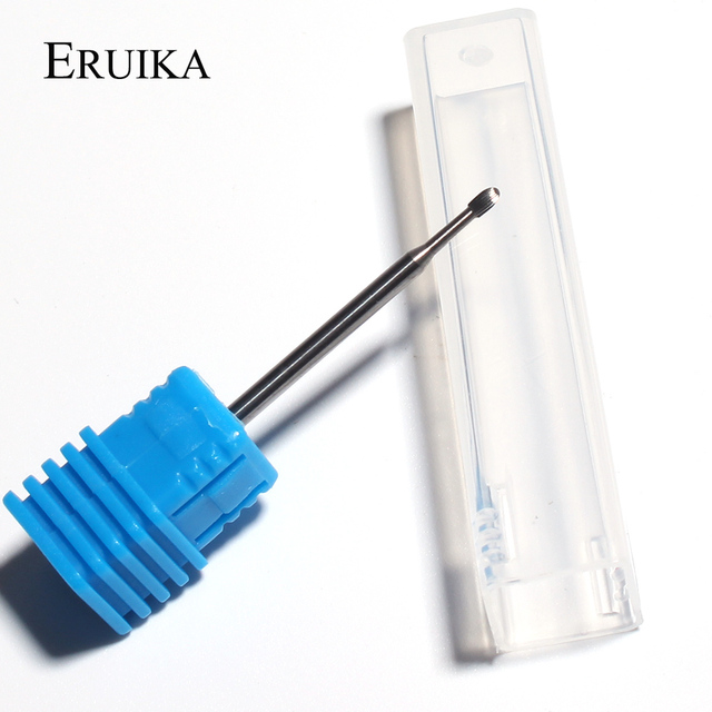 1pcs Tungsten Carbide Burr Nail Milling Cutter for Manicure Machine Carbide Drill Bits Electric Nail Files Accessories Tools 2