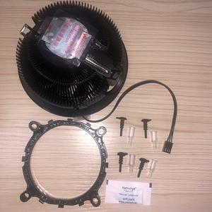Image 5 - darkFlash CPU Air Cooler 3Pin Radiator RGB 120mm Cooler CPU Cooling Computer Case for LGA 1366/1156/1155/1150 AM4/AM3