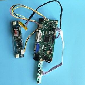 Набор для QD17EL07 Rev.01 1280X1024 панель контроллера плата 2 лампы 30pin HDMI + DVI + VGA LCD аудио драйвер комплект сделай сам