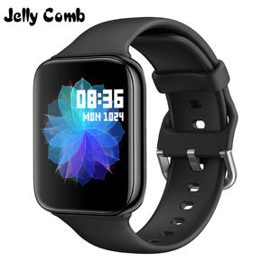 Jelly Comb Call-Smartwatch Smart-Bands Andriod Fitness-Tracker Bluetooth Sport Men Full-Touch