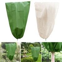 Planta árvore à prova de vento capa proteção quente para o inverno ao ar livre tempo frio hg99