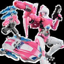 WJ G1 Transformation Arcee Legierung IDW Oversize Vergrößern Weibliche Meisterwerk Action Figure Robot Sammlung Spielzeug