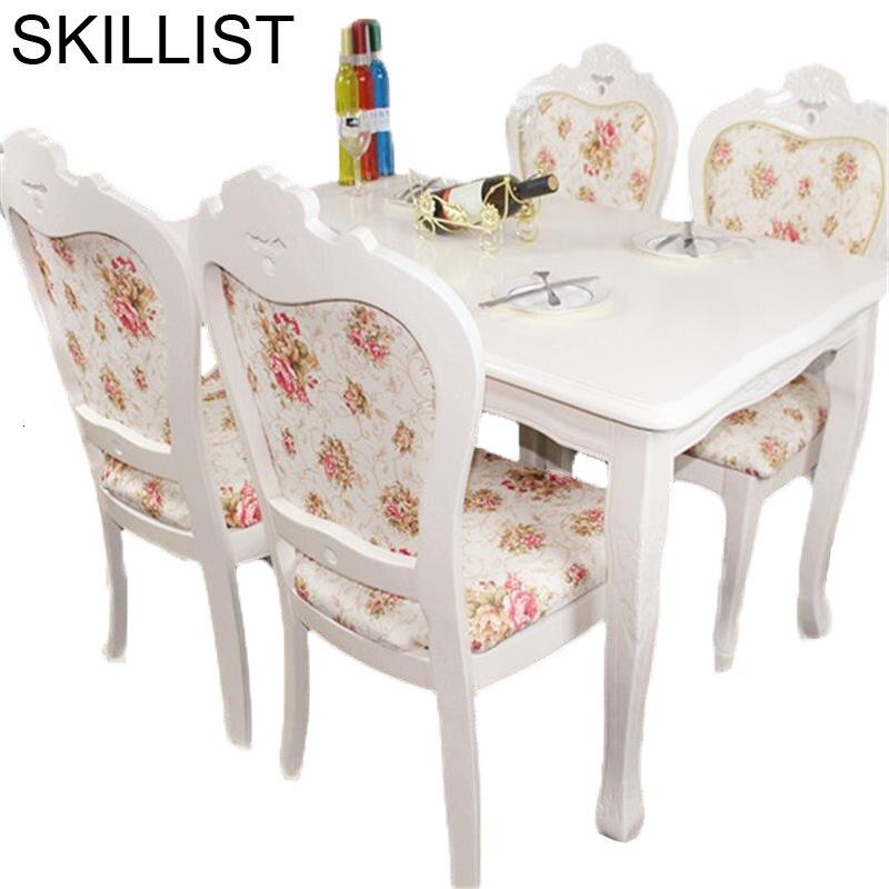 Redonda Tavolo Da Pranzo A Manger Moderne Juego Meja Makan Wood European Desk Tablo De Jantar Mesa Comedor Dining Room Table