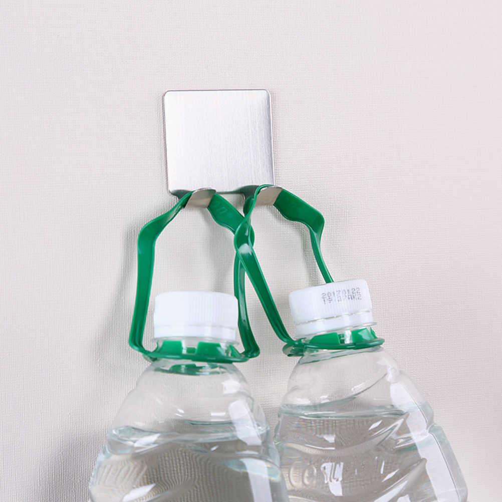 4 PCS Xmas Purse Hooks Zinc Alloy Non-slip Shoulder Bag Holders for Table Desk