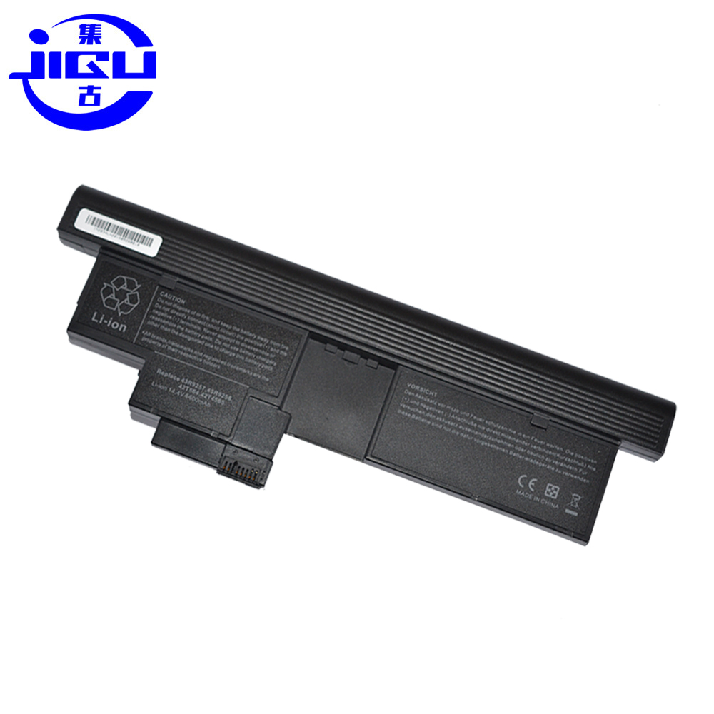 JIGU 8CELLS Laptop Battery 43R9257 43R9256 42T4564 FRU 42T4657 FRU 42T4658 ASM 42T4565 For Lenovo For ThinkPad X201 Tablet X200