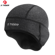 Cycling Headwear Riding-Hat Bike MTB Skiing Winter Running Women Windproof X-TIGER