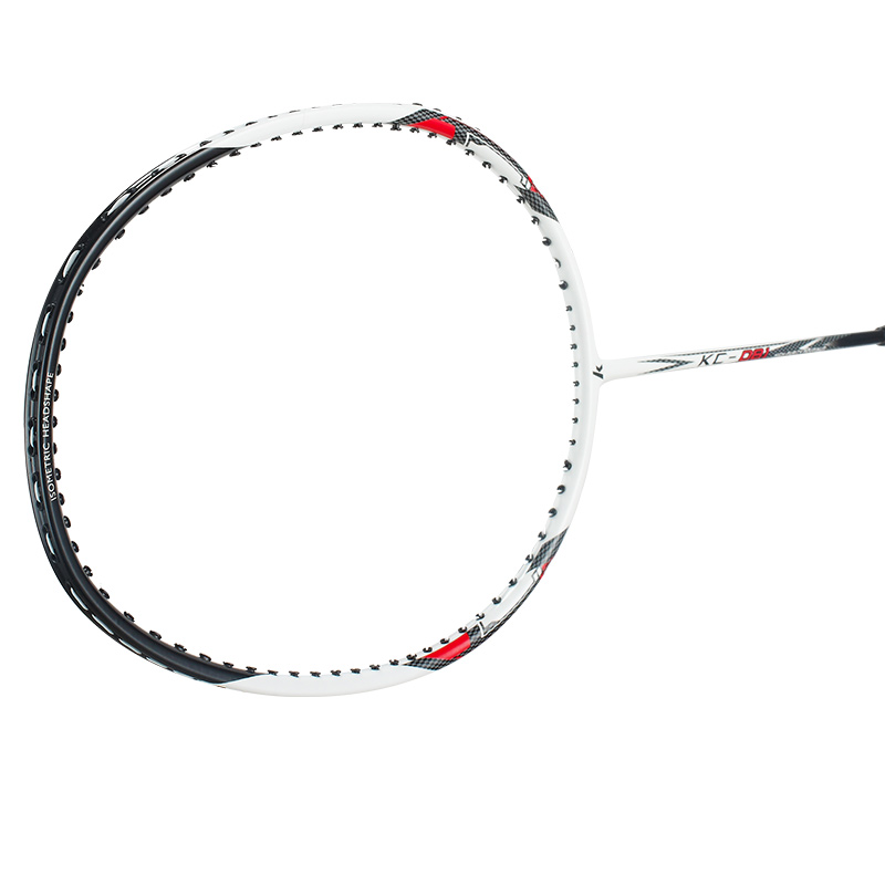 Купить с кэшбэком Kawasaki badminton racket single shot men and women light offensive carbon aluminum amateur beginner