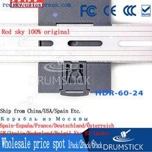 꾸준한 의미 잘 HDR 60 24 24V 2.5A meanwell HDR 60 60W 단일 출력 산업용 DIN 레일 전원 공급 장치 [Hot6]