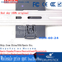 Steady MEAN WELL HDR 60 24 24V 2.5A meanwell HDR 60 60W Single Output Industrial DIN Rail Power Supply