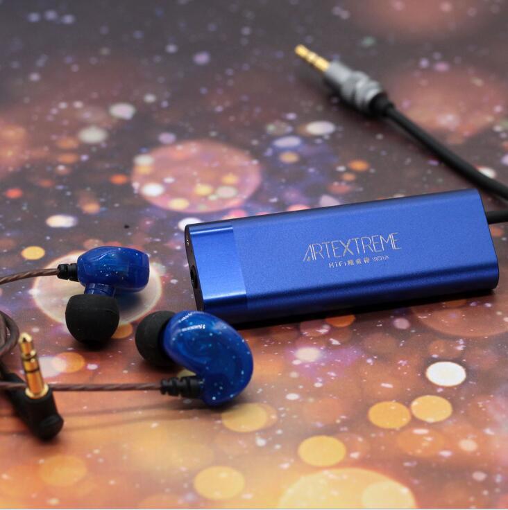 Portable Headphone Amplifier SD05 PLUS HiFi  Earphone Amplifier Stereo Audio AMP For Mobile Phone Mini 3.5mm 3